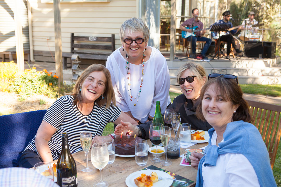 Box Grove Vineyard Goulburn Valley owners and winemakers