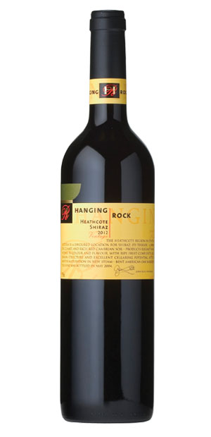 2016 Hanging Rock Winery Heathcote Shiraz
