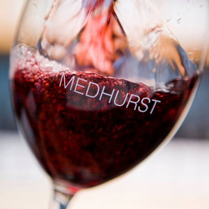Medhurst Wine Gruyere winery Warramate Hills Yarra Valley wine region architectural cellar door