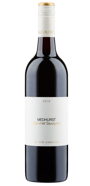 2016 Medhurst Estate Cabernet Sauvignon Medhurst Wine Gruyere winery Warramate Hills Yarra Valley wine region architectural cellar door