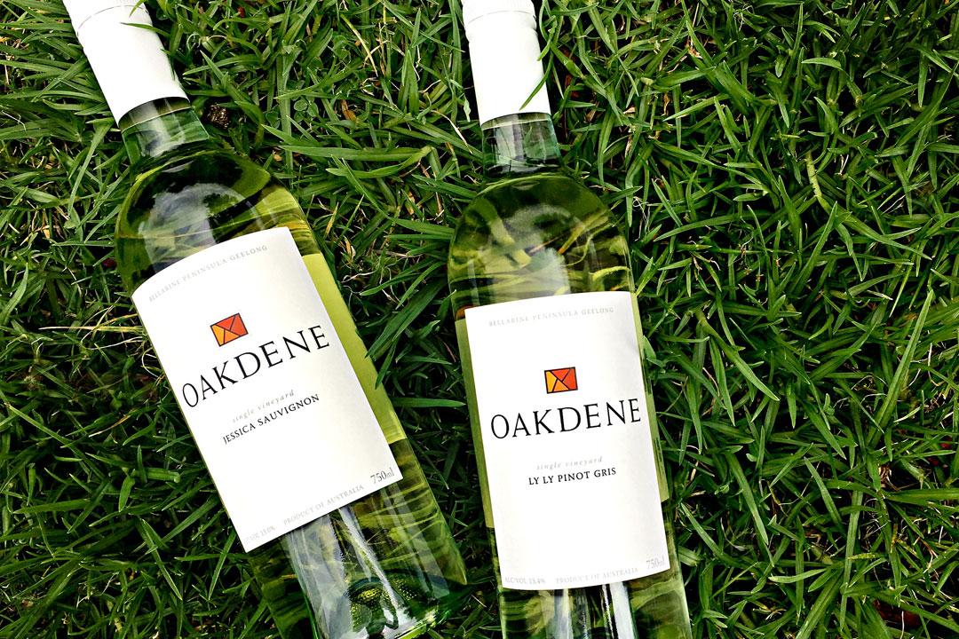 Oakdene single-vineyard wines: Jessica Sauvignon & Ly Ly Pinot Gris