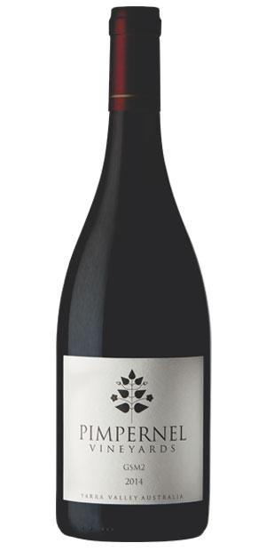 2015 Pimpernel Vineyards GSM2