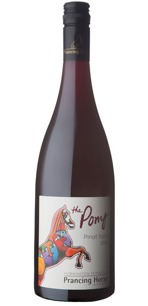 2019 Prancing Horse The Pony Pinot Noir