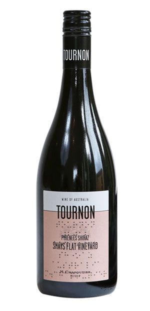 Domain Tournon Shay's Flat Vineyard Shiraz