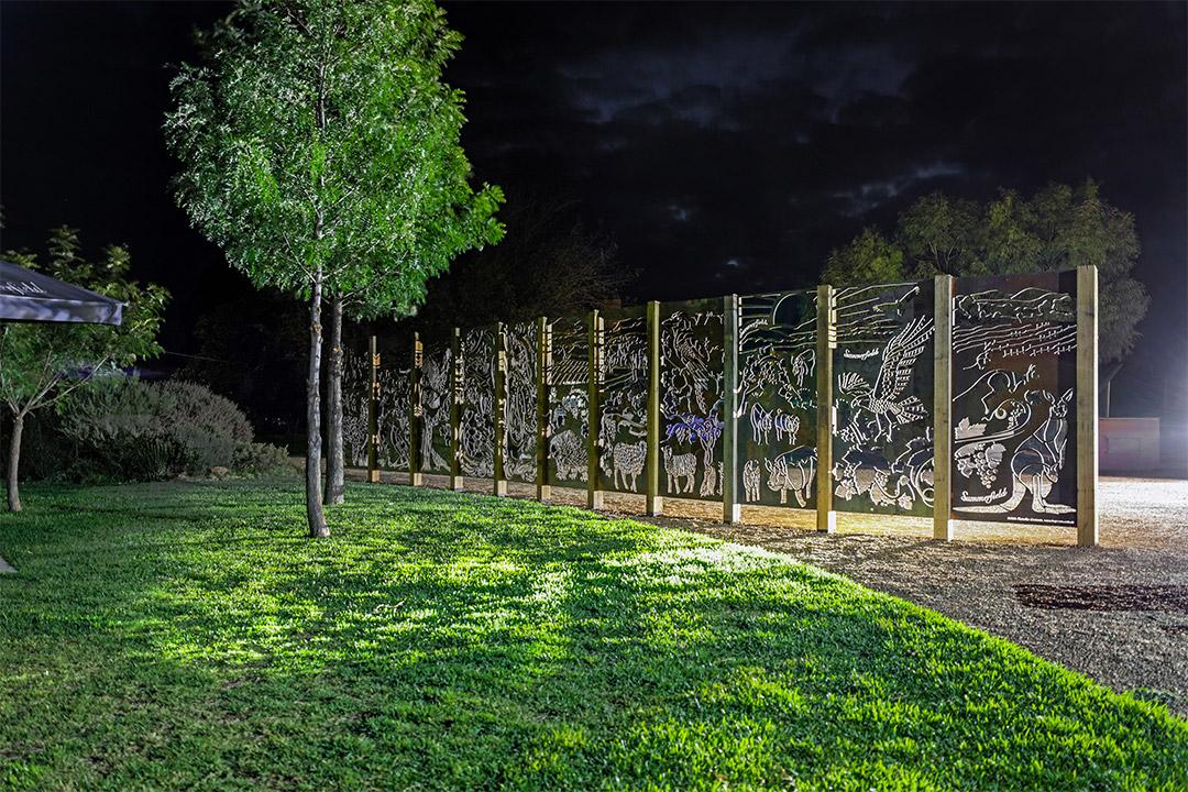 Summerfield Winery and Accommodation WOV11