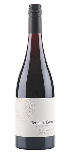 2018 Terindah Estate Pinot Noir