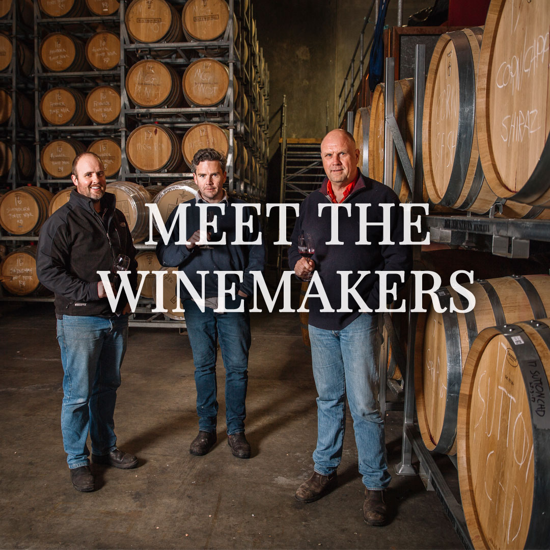 Scotchmans Hill meet the winemakers winery behind the wine