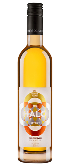 2017 The Halo Effect Late Harvest Viognier