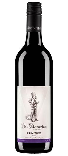2018 the victorian primtivo Wine by Sam