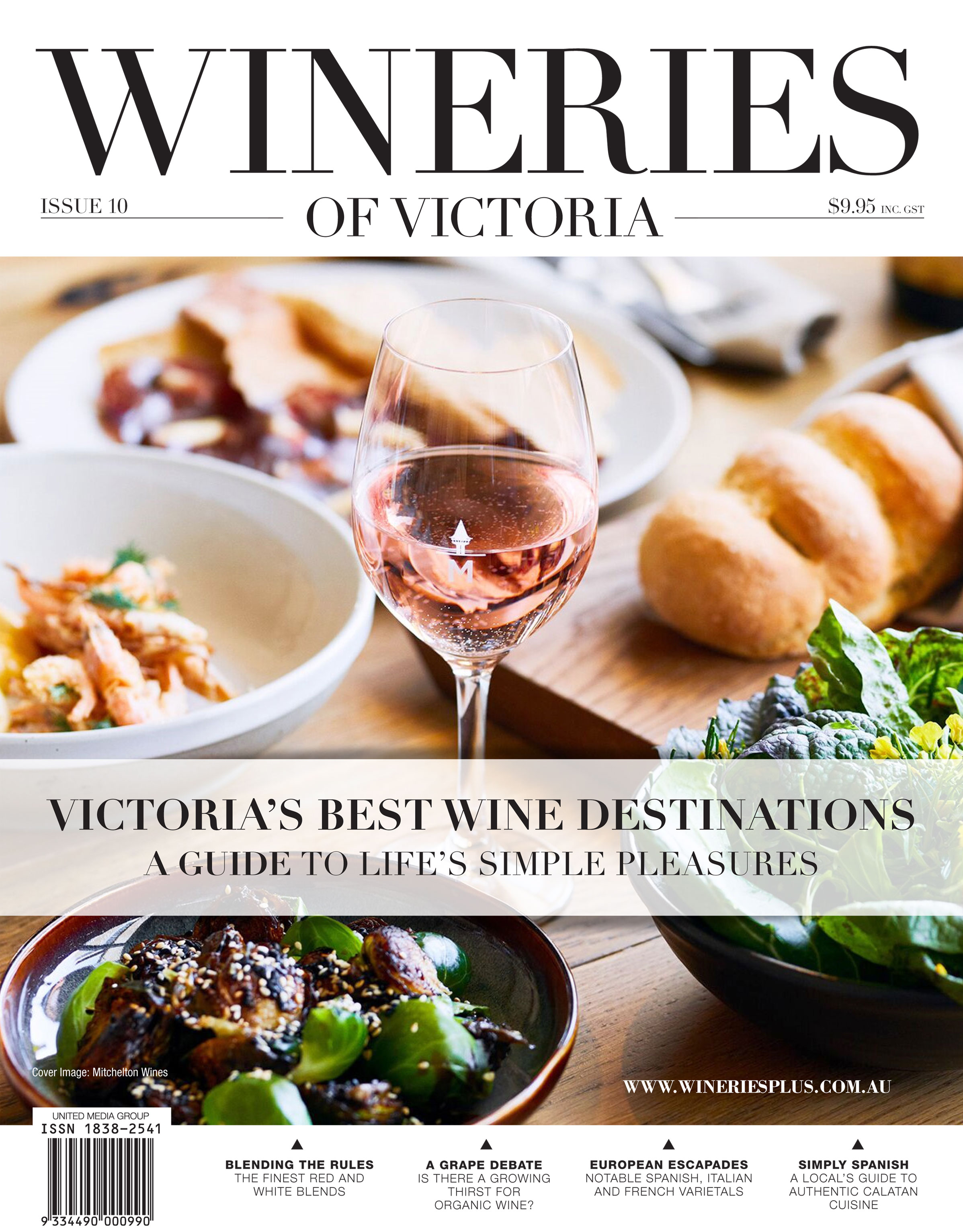 Wineries of Victoria - Issue 10