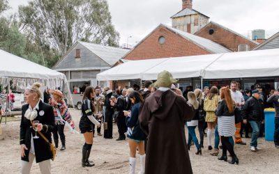 Rutherglen Winery Walkabout – June 2019