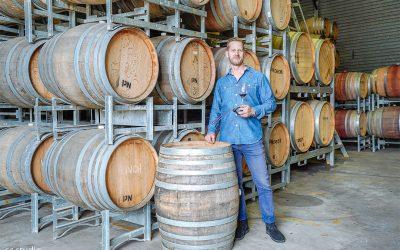 Issue 12 Meet The Winemaker – Peter Bauer