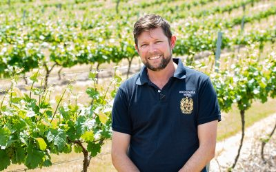 Issue 12 Meet The Winemaker – Simon Fennell
