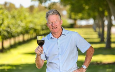Issue 12 Meet The Winemaker – Anthony Murphy